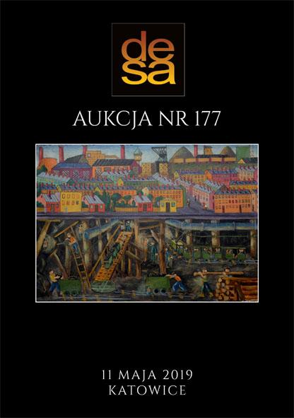 Aukcja 177 - Malarstwo, grafika, fotografia, rzemiosło artystyczne