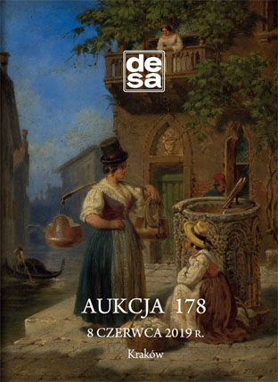 Aukcja 178 - Malarstwo, grafika, rzemiosło artystyczne