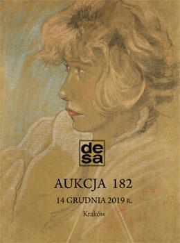Aukcja 182 - Malarstwo, grafika, rzemiosło artystyczne