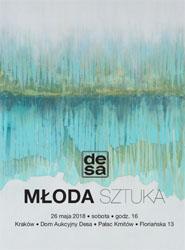 Aukcja MS15 - Młoda Sztuka
