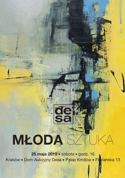 Aukcja MS17 - Młoda Sztuka
