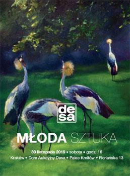 Aukcja MS18 - Młoda Sztuka