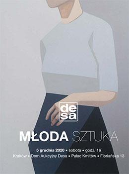 Aukcja MS20 - Młoda Sztuka