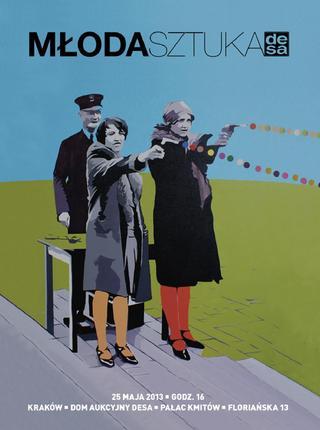 Aukcja MS5 - Młoda Sztuka