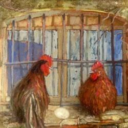 Wystawa prac Czesława Romanowskiego