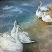 Anna Lampe - Malarstwo