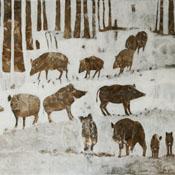 Iza Kita - malarstwo