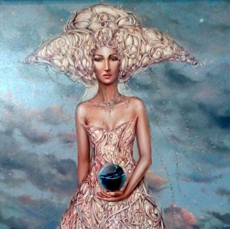 Anastasiya Markovych - malarstwo