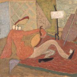 Kazimierz Mikulski - wczesne prace